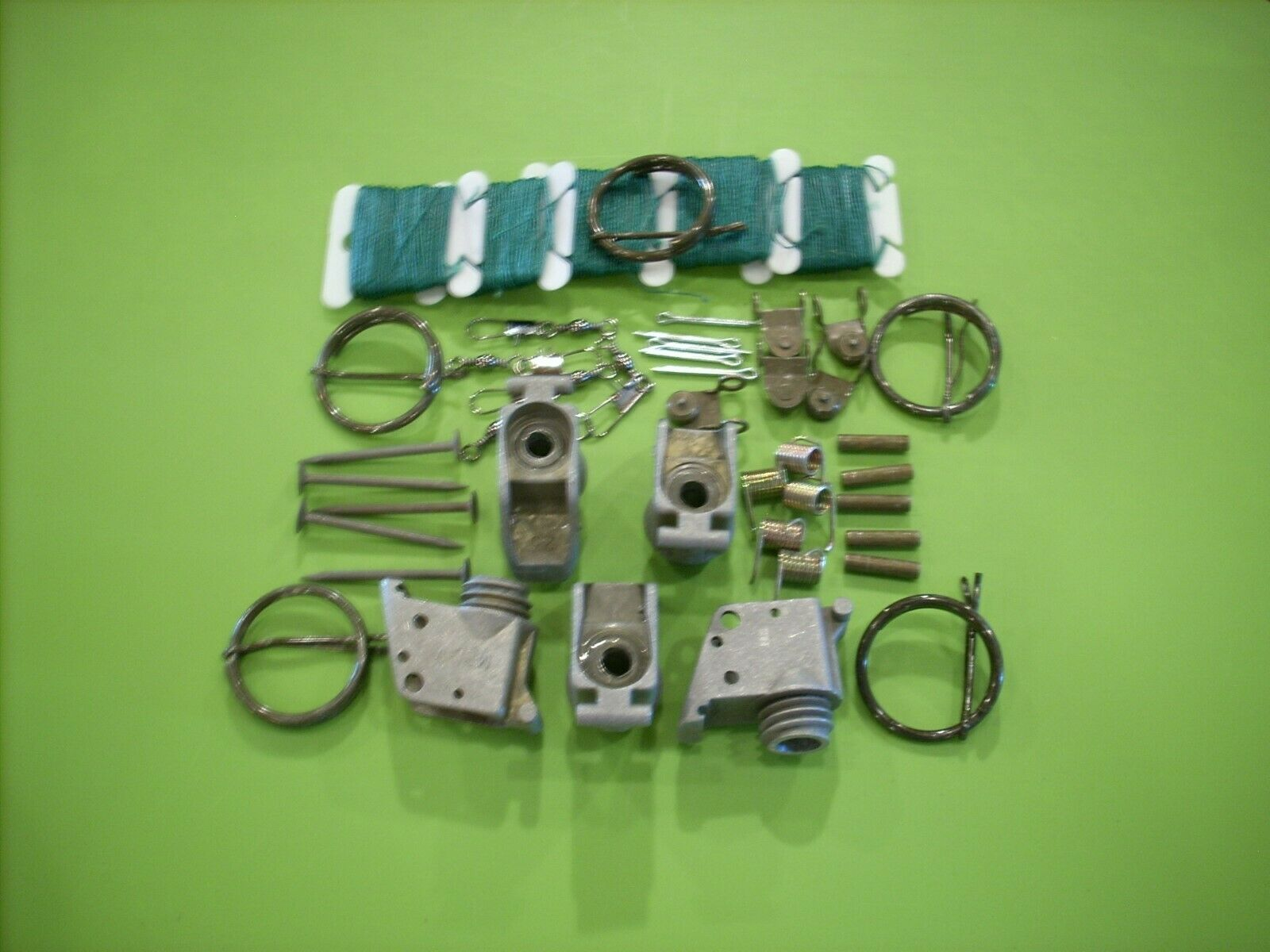 5ea. Signaling, Perimeter, Trip Wire Alarms, Modified, Complete Kit