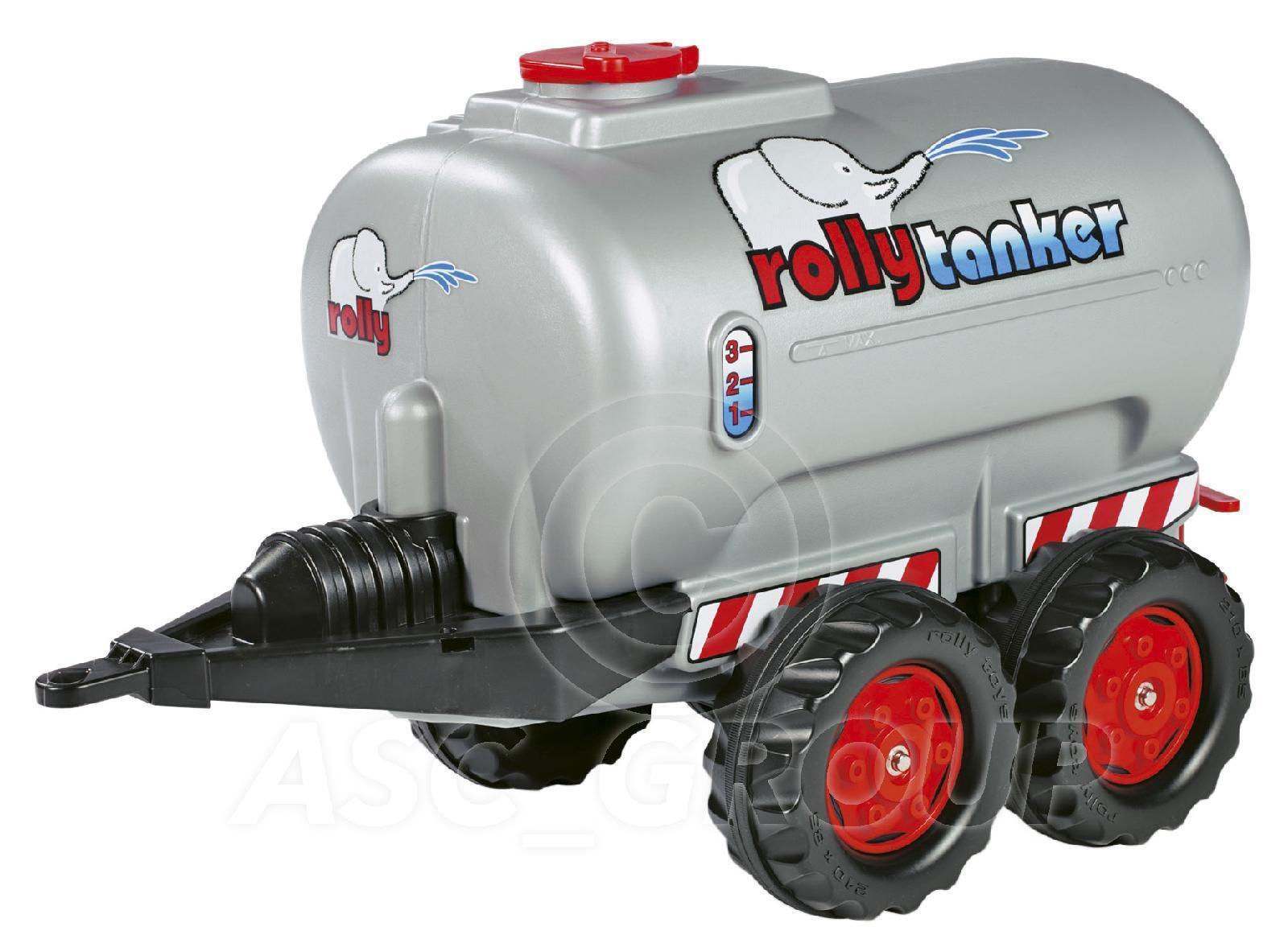 Rolly Juguetes - Grande Doble Eje Cisterna Agua con Grifo para Rolly Tractores
