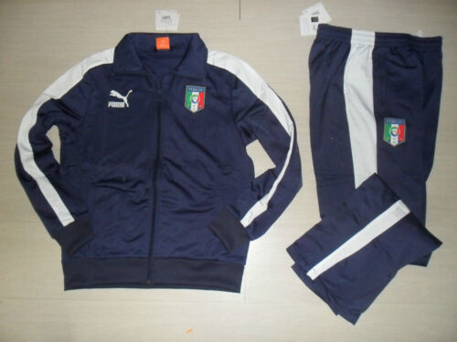 10187 ITALY TRACK SUIT CHILD POLICOTTON JR TRACKSUIT EURO 740791 03