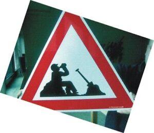 Bauarbeiter-Bierpause-Baustelle-Vorsicht-Pause
