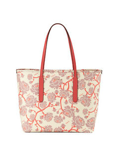 14410a6f281d Image is loading Furla-Ariana-Medium-Floral-100-Saffiano-Leather-Tote-