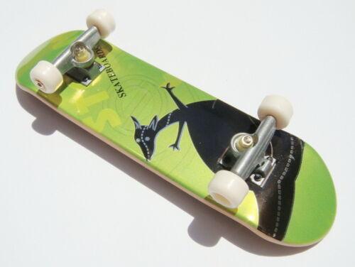 NEW  15# Graffiti Deck Fingerboard Skateboard Sport Games Kids Gift Anti Slip