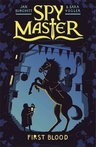Espion Master: 1: Premier Sang Par Vogler,Sara,Burchett,Jan,Neuf Livre,Libre &