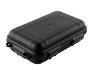 Geocaching Kunststoff wasserdicht Cache Versteck Behälter Dose Survival Outdoor