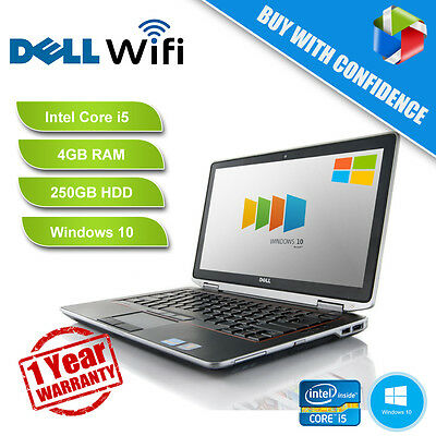 Dell Latitude E6420 14'' Core i5 2.5GHz UPTO 8GB RAM 1TB HDD/SSD DVD