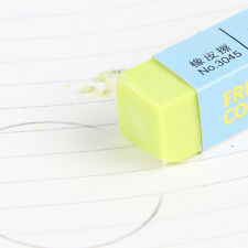 1pc Students Pen Shape Eraser Rubber School Supply Stationery Kid Gift Toy
