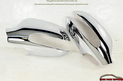 Mercedes-Benz W209 02~10 | R230 up to 10/03 Chrome Outside Mirror Covers