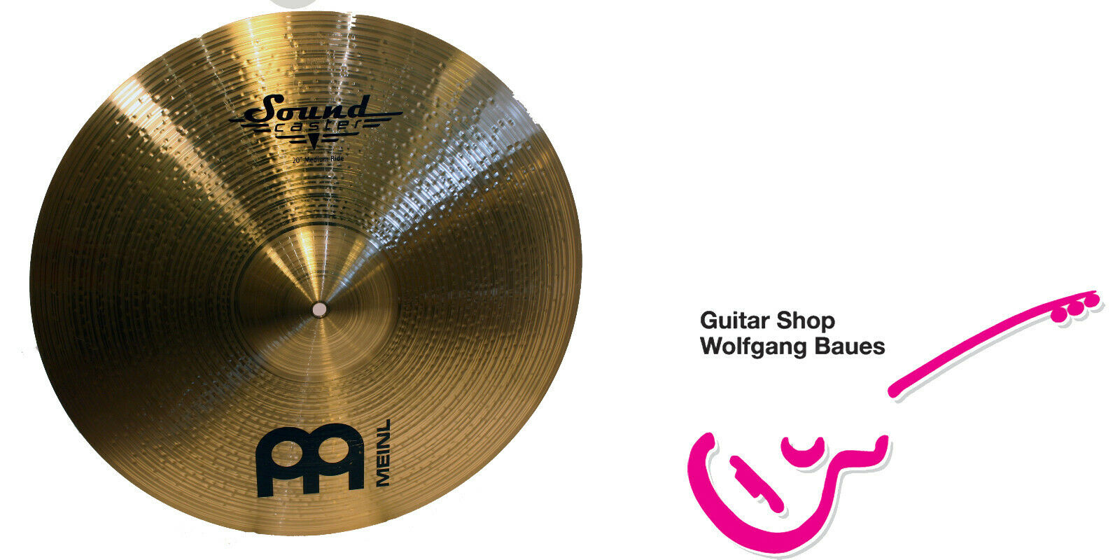 Meinl Soundcaster Ride 20  medium
