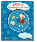 Unser Sandmännchen: Vorlesegeschichten mit CD (2015, Gebundene Ausgabe)