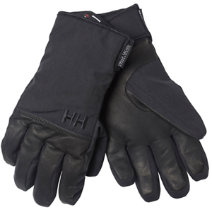 Negro Quest m Hansen Mujer Guantes Helly qwA7RxI