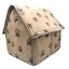 thumbnail 4 - Pet-Cat-Igloo-Removable-Covered-Bed-Small-Dog-Soft-Bed-Met-House-With-Lovely
