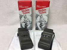 Vintage Realistic Radio Shack TRC-89 3 Channel CB Transceiver Walkie Talkie Work