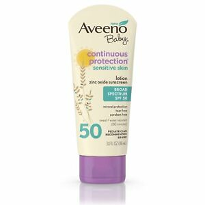 Aveeno-Baby-Continuous-Protection-Zinc-Oxide-Mineral-Sunscreen-SPF-50-3-FL-Oz