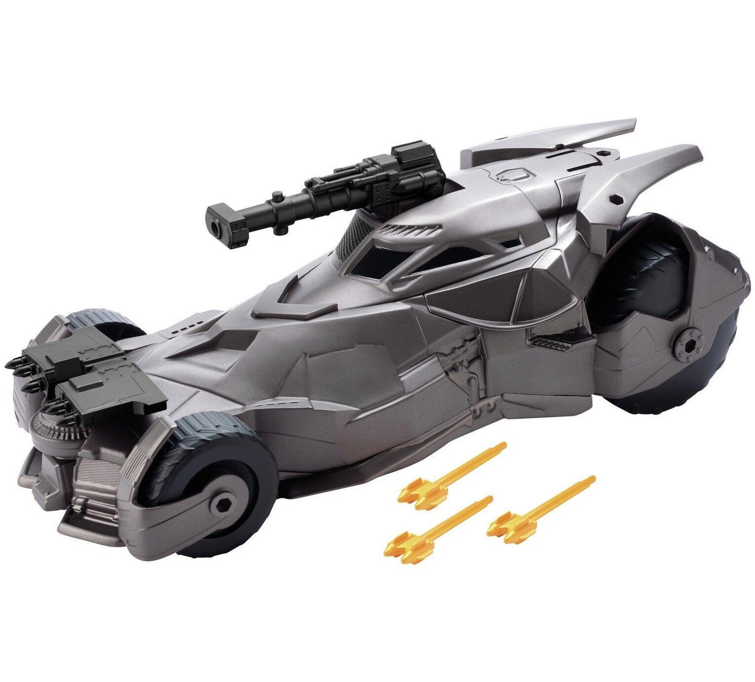 Justice League Mega Cannon Batmobile Action Vehicle Batman