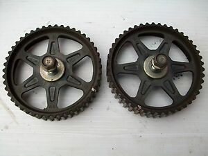 Mazda-MX5-MK1-Timing-Cam-Belt-Top-Pulleys-with-Bolts
