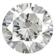 10 MM ROUND BRILLIANT CUT LOOSE CUBIC ZIRCONIA CZ (Created Diamond)