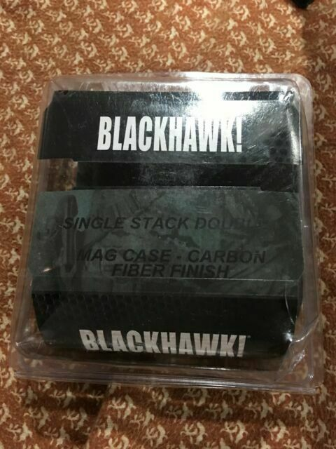 Doble Pila Doble mag Case BlackHawk