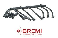 Bmw E38 750il Right Side Cyl. 1-6 Ignition Spark Plug Wire Set Bremi on sale