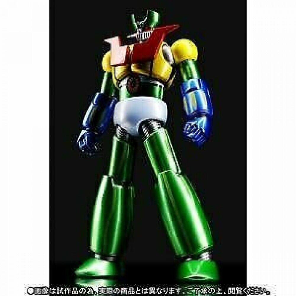 Go Nagai Memorial Super Robot Chogokin Mazinger Z Steel Coloreee Jeeg 4549660062868