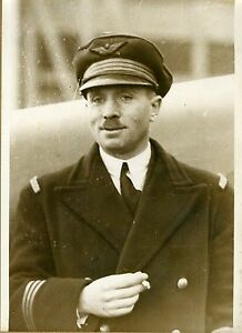 """Le Capitaine MAILLOUX"" Photo originale G. DEVRED (Agence ROL) 1931 1szCgMSl-07211000-698643473"
