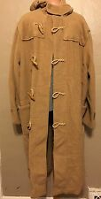 Polo Ralph Lauren Camel Hair Wool Stadium Duffle Coat Extra Large XL