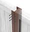 Fencemate durapost Steel escrime Fence Post Marron 2.4 m Fence Post