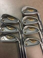 Ping G10 50th Anniversary 4-PW Black Dot Iron Set Regular Flex Steel Shaft