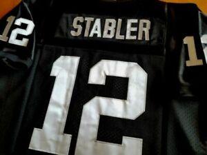 Details about Brand New Oakland Raiders #12 Ken Stabler