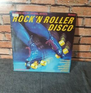 ROCK-034-N-ROLLER-DISCO-VINYL-RECORD-RTL-2040-RONCO-1979