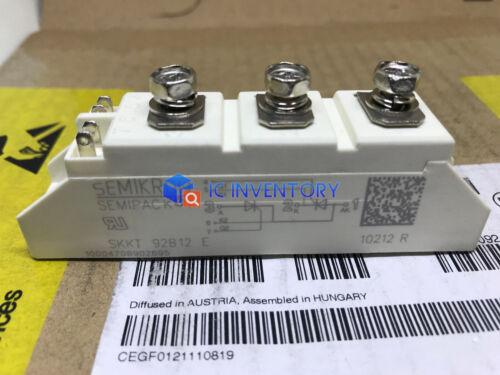 1PCS SEMIKRON SKKT92//12E SKKT92-12E Module Power Supply New Quality Guarantee