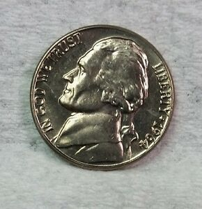 Image Is Loading 1964 D Jefferson Nickel BU Sharp Uncirculated Fresh