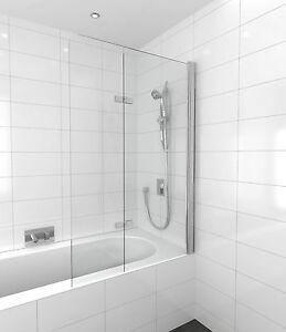 Swinger shower screen