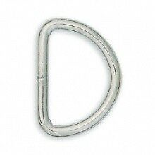 Tandy S//s sólida o-rings-Acero Inoxidable