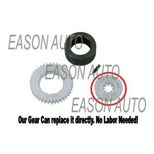 OE SOLUTION BMW Parking Brake Actuator Gear Repair Kit E65,E66 for Worm Gear