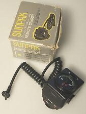 (PRL) SUNPAK REMOTE SENSOR R.S. MX-5 PER FLASH SUNPAK AUTOZOOM 3600 MINOLTA