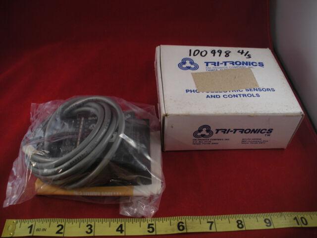 Tri Tronics APSDF1 Sensor Smart Eye Plus Action Alert 12-24vdc APSD Nib New