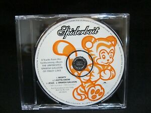 Spiderbait-Spanish-Gallion-of-Finley-Lake-4-track-Promo-VG