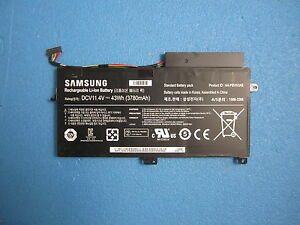 Original Akku Batterie AA-PBVN3AB mit Connector für Samsung NP370R5E NP370 Serie