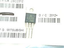 1 Piece 2sc2312 Silicon Rf Power Transistor Npn 12v 17w 27mhz To220 Mitsubishi