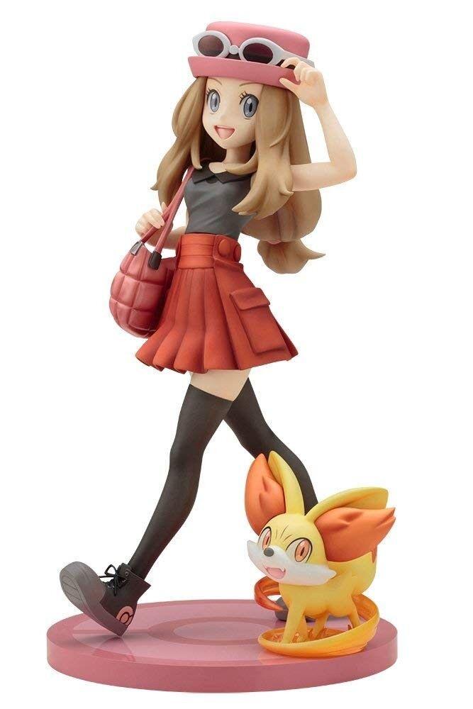 KOTOBUKIYA Pokemon Pokemon Pokemon Serena Popular Character Figure 1 8 scale 6c91aa