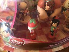 Disney Wreck it Ralph cake toppers SUGAR RUSH FIGURINE PLAYSET