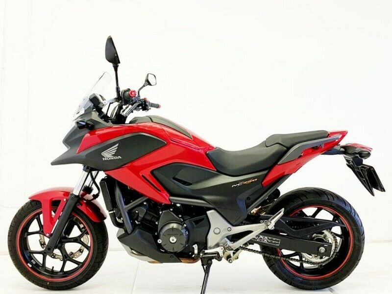 HONDA NC750X STRIPPING FOR SPARES 2014