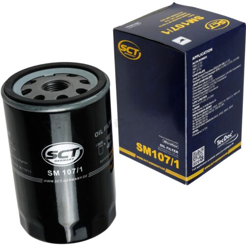 Original SCT Ölfilter SM 107//1 Oil Filter
