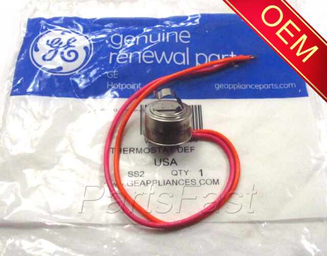 GE OEM WR50X10065 DEFROST THERMOSTAT