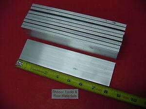 1/2 X 2 ALUMINUM 6061 FLAT BAR 20 Pieces 12 long & 20 Pc 8 Long Mill Stock Raw Materials
