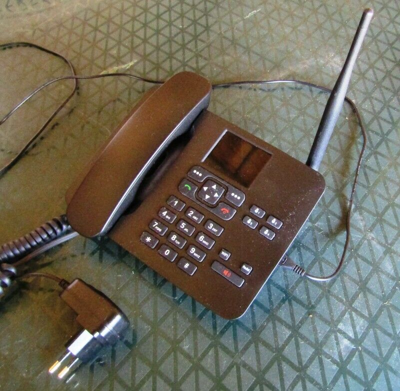D-Link's DWR-720PW FLLA Telephone