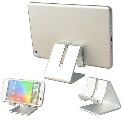 Aluminum Mobile Phone Holder Metal Stand Holder Stander For Ipad Iphone Charging