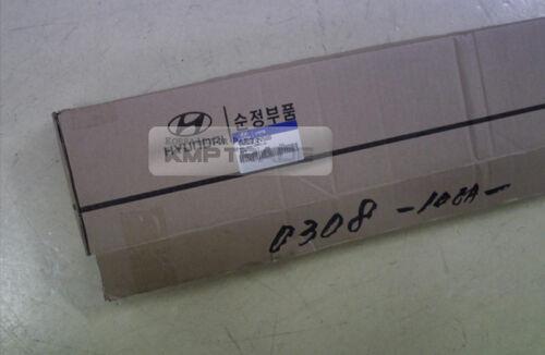 Genuine Parts Front Bumper Lip Metal Grey for HYUNDAI 2013-2017 Veloster Turbo