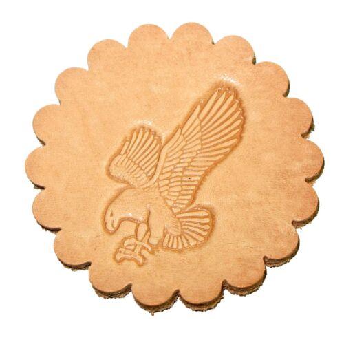 Attack Eagle 3-D Leathercraft Stamp 8514-00