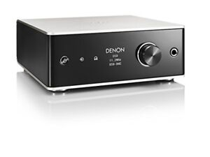 DENON-headphone-amplifier-Full-digital-processing-Premium-silver-DA-310USB-SP
